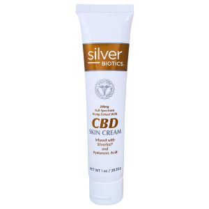 Skin Cream with CBD